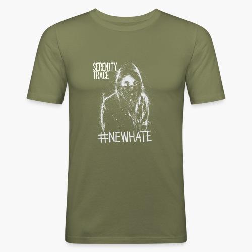 #NewHate Female - Slim Fit T-skjorte for menn