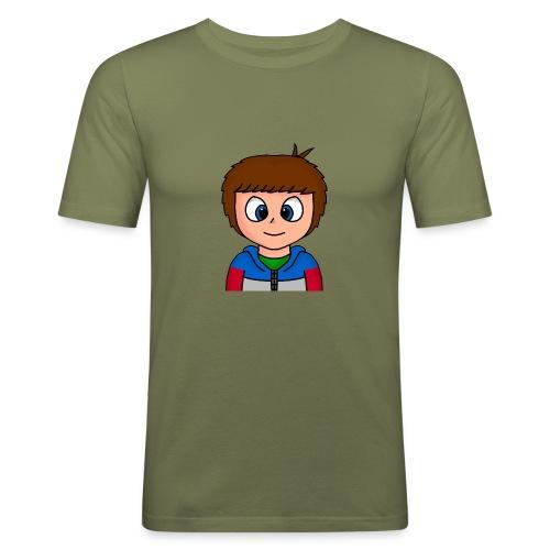 giofilms - Herre Slim Fit T-Shirt
