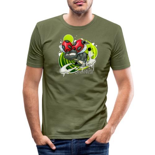Marienkiffer - Männer Slim Fit T-Shirt