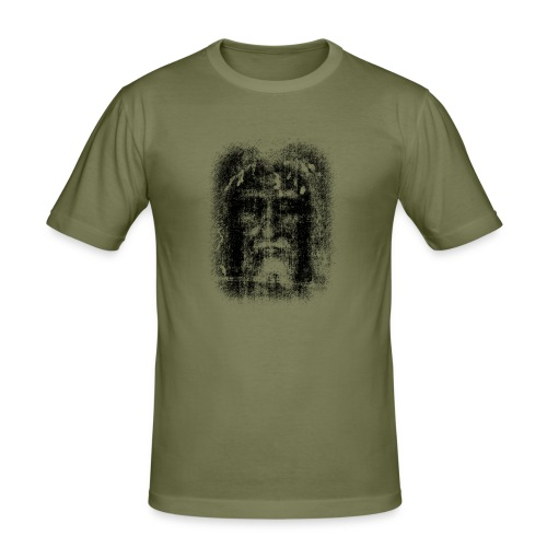 Calun-png - Obcisła koszulka męska