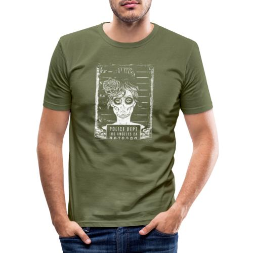 Halloween - Männer Slim Fit T-Shirt