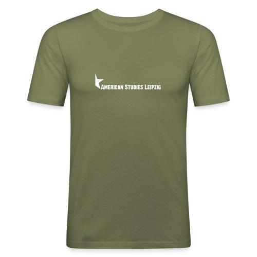 asl lang - Männer Slim Fit T-Shirt
