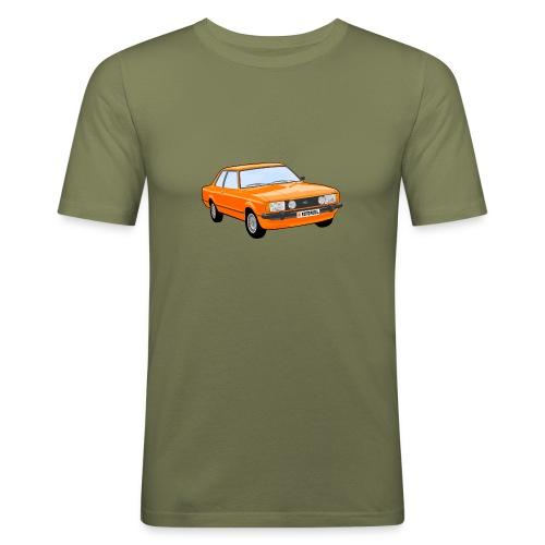Taunus MK2 - Männer Slim Fit T-Shirt