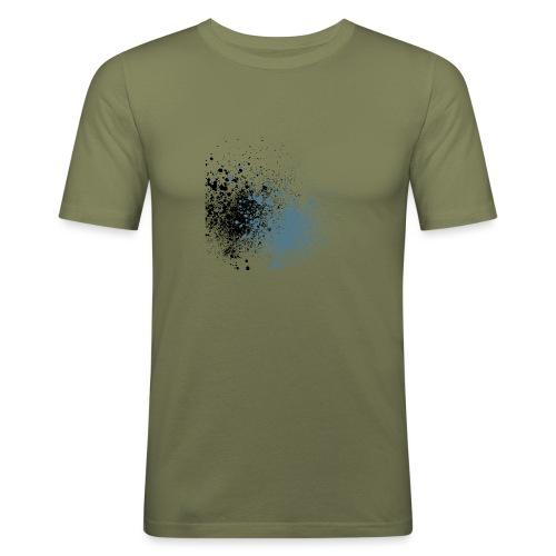 färger - Slim Fit T-shirt herr