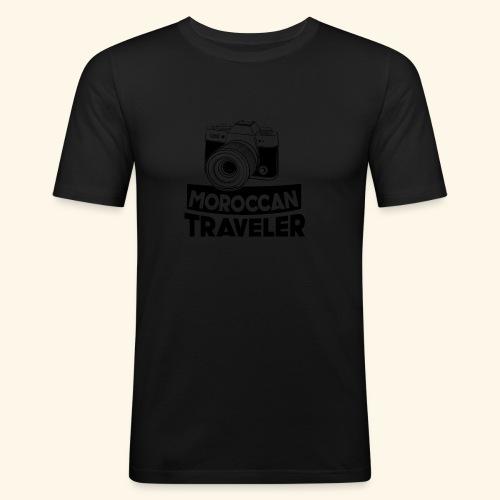 Moroccan Traveler - T-shirt près du corps Homme