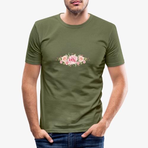 rosado - Camiseta ajustada hombre