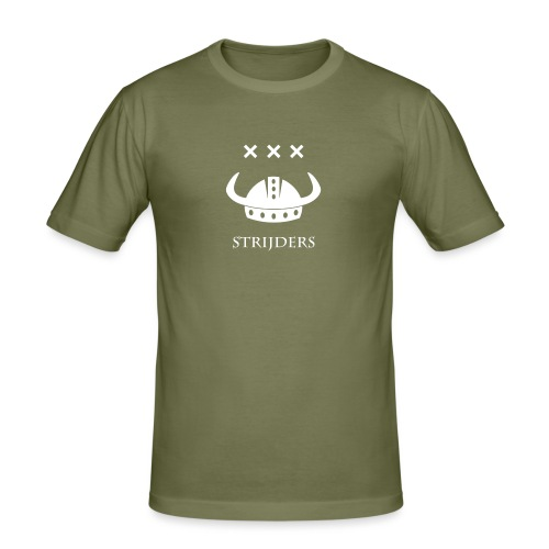 Strijders Original Design - slim fit T-shirt
