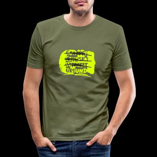g4g - Männer Slim Fit T-Shirt