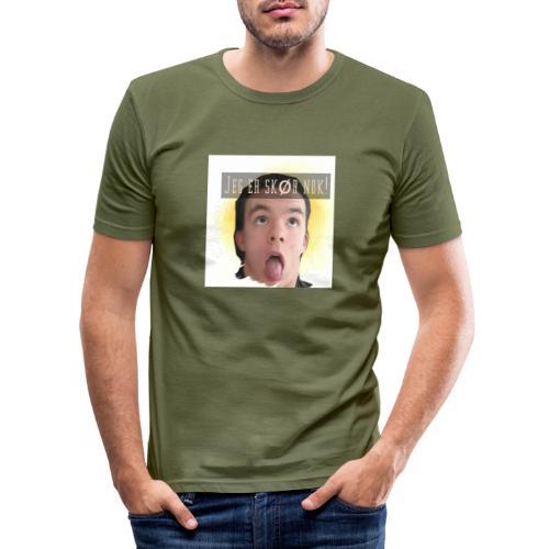 Markolegenden TikTok - Herre Slim Fit T-Shirt