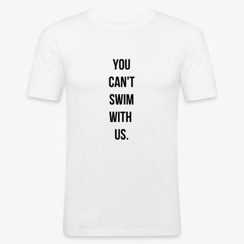 swim - T-shirt près du corps Homme
