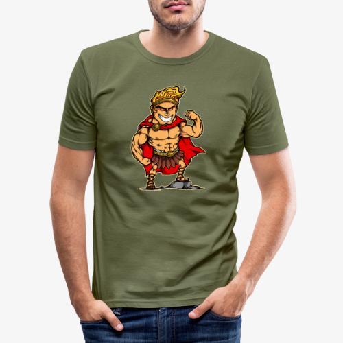 Hercules - T-shirt près du corps Homme