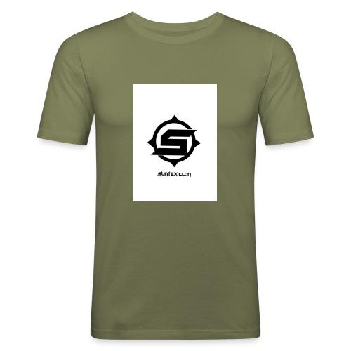 Syntex Clan - Slim Fit T-shirt herr