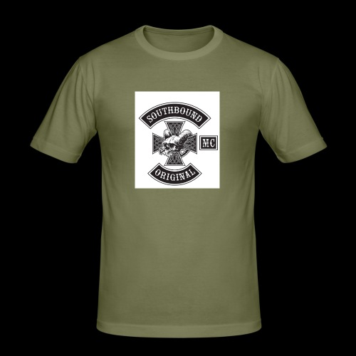 SOUTHBOUND - Miesten tyköistuva t-paita