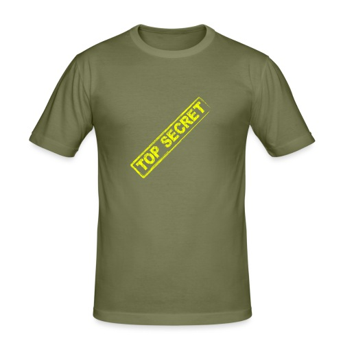 Top Secret - Camiseta ajustada hombre