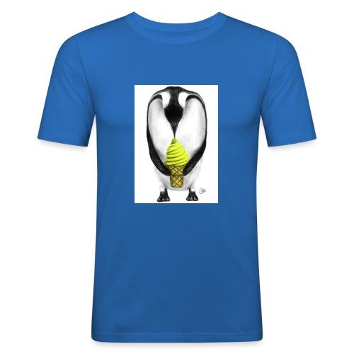 Penguin Adult - Men's Slim Fit T-Shirt