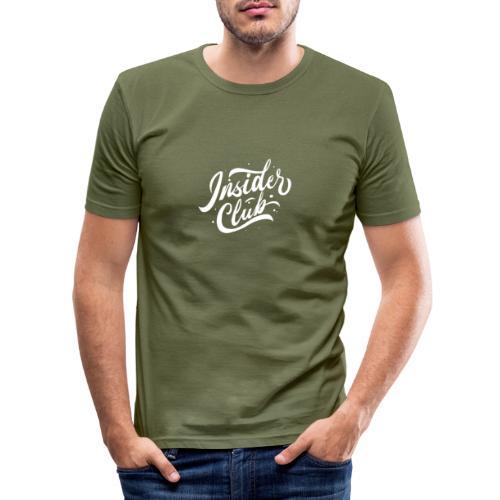 Insider Club - Männer Slim Fit T-Shirt