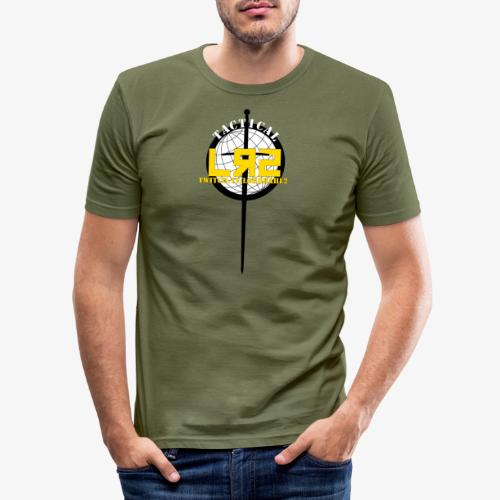 LR2 Tactical - Men's Slim Fit T-Shirt