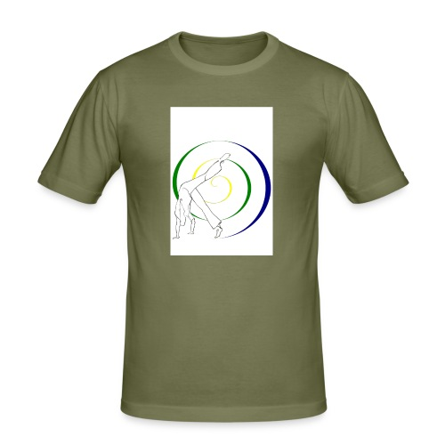 Capoeira - Men's Slim Fit T-Shirt