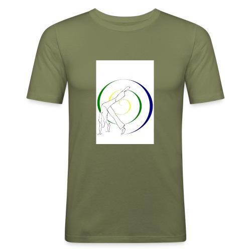 Capoeira - Men's Slim Fit T-Shirt