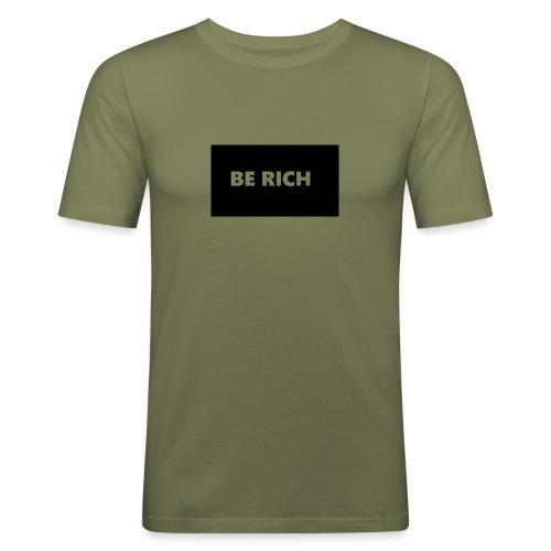 BE RICH REFLEX - slim fit T-shirt