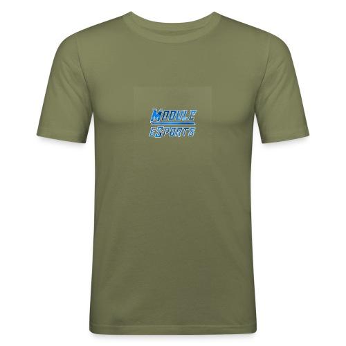 Module Text Logo - Men's Slim Fit T-Shirt