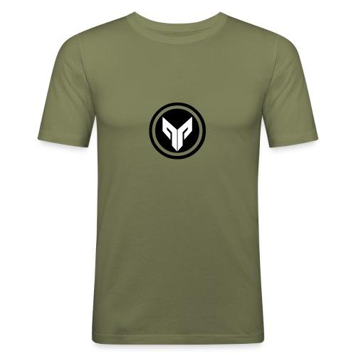 Terrenzo Orginal - Mannen slim fit T-shirt