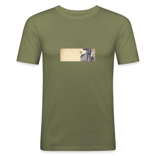 solo.pigion - T-shirt près du corps Homme