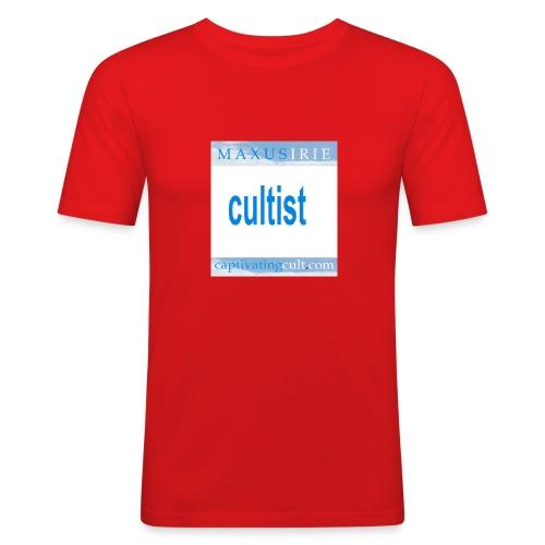 Maxus Irie Cultist - Men's Slim Fit T-Shirt