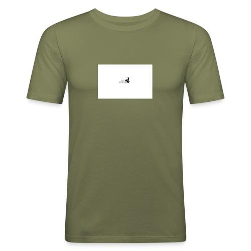 jkpg_stunters - Slim Fit T-shirt herr