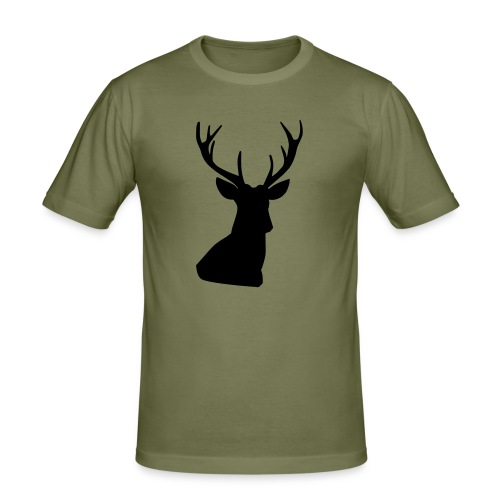 Free-WILD - Männer Slim Fit T-Shirt