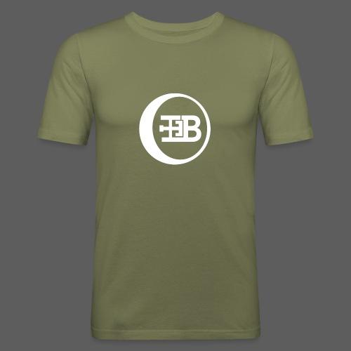Logomakr_0QJqLc - Men's Slim Fit T-Shirt