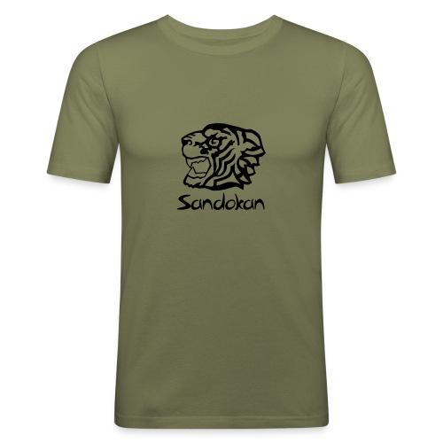 sandokan - Männer Slim Fit T-Shirt