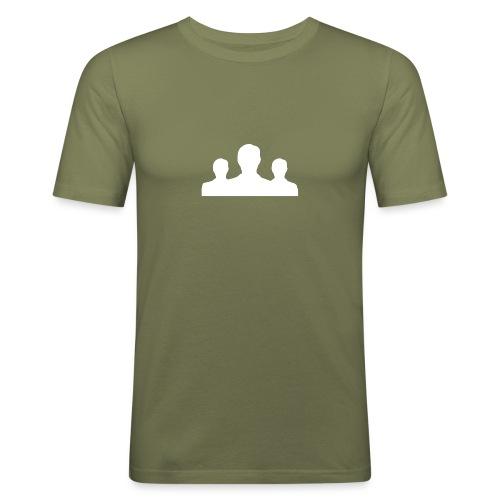 Ontmaskerd Shirt - Mannen slim fit T-shirt