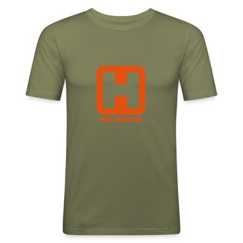 hojdare h1 - Slim Fit T-shirt herr