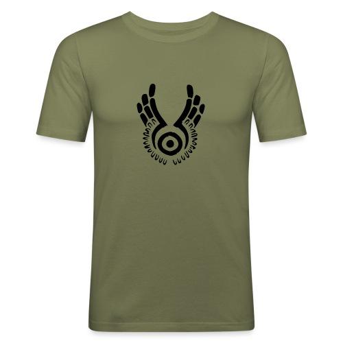 Ohjaajaoppilas - Miesten tyköistuva t-paita