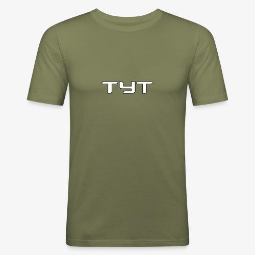 TYT - Men's Slim Fit T-Shirt