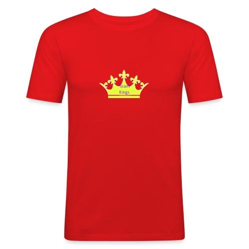 Team King Crown - Men's Slim Fit T-Shirt