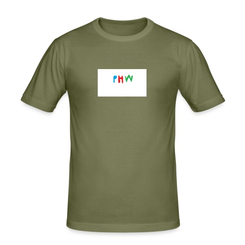 PHW CHRISTMAS - Men's Slim Fit T-Shirt
