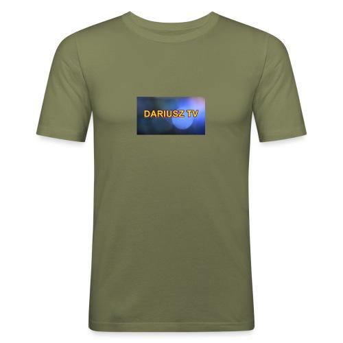 DARIUSZ TV - Obcisła koszulka męska