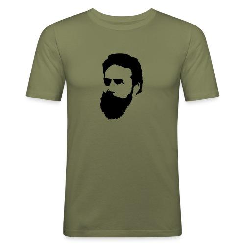 Conrad - Slim Fit T-skjorte for menn