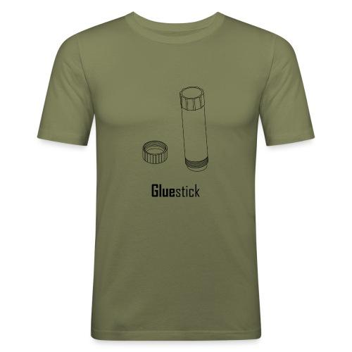Gluestick - Men's Slim Fit T-Shirt