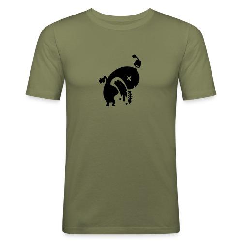 kotz - Männer Slim Fit T-Shirt