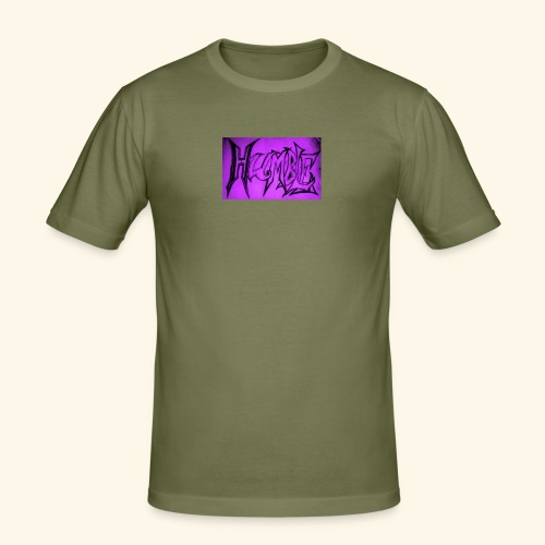 HUMBLE PURPLE - Men's Slim Fit T-Shirt