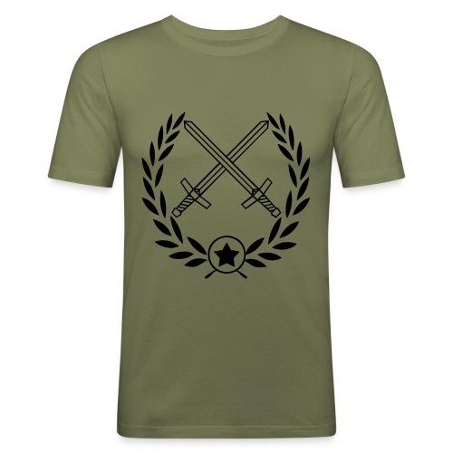 mss_sou - Slim Fit T-shirt herr