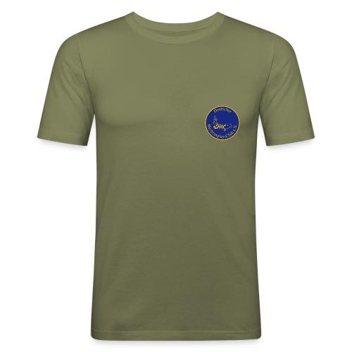 dhclogorundvectorvorschau - Männer Slim Fit T-Shirt