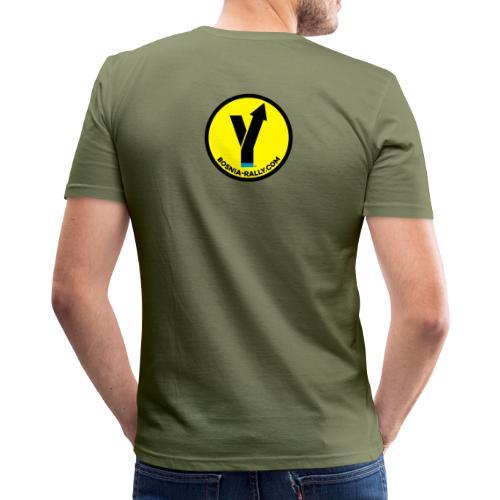 BRButton - Männer Slim Fit T-Shirt