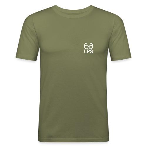 Lunettes LPS NB - T-shirt près du corps Homme