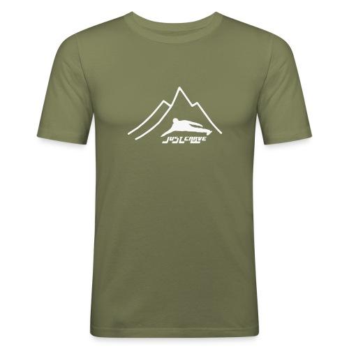 Berg - Männer Slim Fit T-Shirt