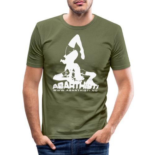 Abarthisti Pinup - Slim Fit T-skjorte for menn
