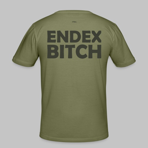 ENDEX - Herre Slim Fit T-Shirt